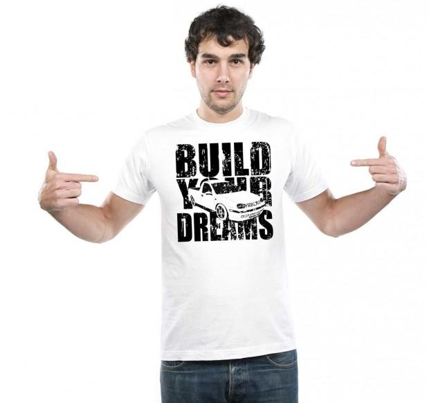 build your dreams ute